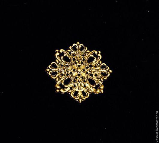 Арт. В45416 Декоративный элемент. Цвет античная бронза.