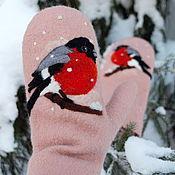 Аксессуары ручной работы. Ярмарка Мастеров - ручная работа Первый снег. Handmade.