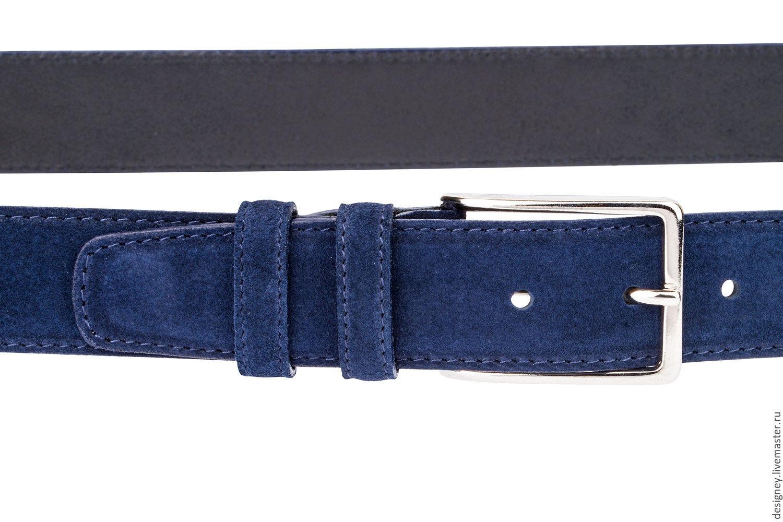 Купить синий кожаный мужской ремень кожаные мужские ремни бренды