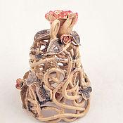 Сувениры и подарки handmade. Livemaster - original item Bell Tea rose. Handmade.