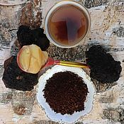 Материалы для творчества handmade. Livemaster - original item Chaga. Buy chaga birch, learn how to brew chaga correctly. 1kg. Handmade.