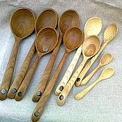Для дома и интерьера ручной работы. Ярмарка Мастеров - ручная работа ложки. Handmade.