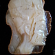 Кулоны, подвески ручной работы. Ярмарка Мастеров - ручная работа. Купить кулон НЕФЕРТИТИ(585). Handmade. Золотой, украшения из янтаря