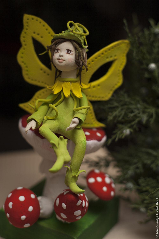 Куклы эльфы своими руками из глины фото 548