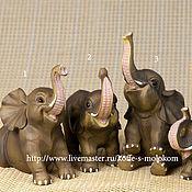 Материалы для творчества handmade. Livemaster - original item Silicone molds for soap Elephants in stock. Handmade.