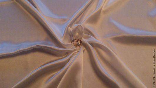 Шали, палантины ручной работы. Ярмарка Мастеров - ручная работа. Купить Атлас(140) пл.12 - натуральный шелк.. Handmade.