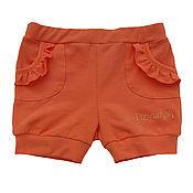 Работы для детей, handmade. Livemaster - original item The knit shorts for girls. Handmade.