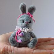 Куклы и игрушки ручной работы. Ярмарка Мастеров - ручная работа Зая Ягодка. Handmade.