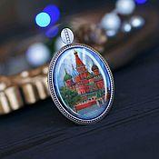 Украшения handmade. Livemaster - original item Decoration brooch pendant