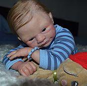 Куклы и игрушки ручной работы. Ярмарка Мастеров - ручная работа Скидки Кукла реборн Макс. Handmade.