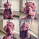 Мишки Тедди ручной работы. Морс и Компотик.. Гномусы нетипичные 4 и 5...Коллекционный мишка тедди. Дом Живых Игрушек©. Ярмарка Мастеров.