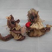Куклы и игрушки ручной работы. Ярмарка Мастеров - ручная работа Валентин и Хавронья. Handmade.