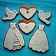 Кулинарные сувениры ручной работы. Ярмарка Мастеров - ручная работа. Купить Пряники для самой красивой невесты. Handmade. Белый, свадьба
