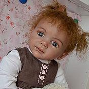 Куклы и игрушки ручной работы. Ярмарка Мастеров - ручная работа Фридолин - кукла реборн.. Handmade.