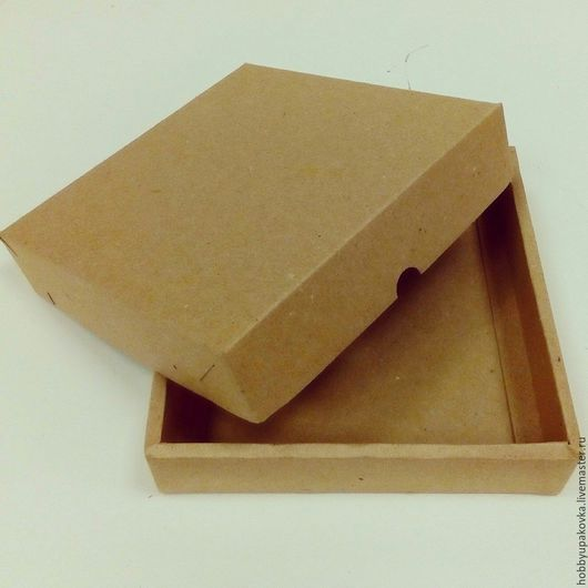 Упаковка ручной работы. Ярмарка Мастеров - ручная работа. Купить Коробка для пряников 16х16х3,5 см картон упаковка. Handmade.