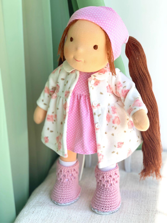 Мария - вальдорфская куколка, Вальдорфская игрушка, Самара, Фото №1