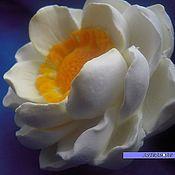 Косметика ручной работы handmade. Livemaster - original item Soap Regal Magnolia. Handmade.