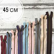 Материалы для творчества ручной работы. Ярмарка Мастеров - ручная работа Молнии японский цветные ykk 45 см. Handmade.
