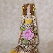 Куклы и игрушки ручной работы. Ярмарка Мастеров - ручная работа Тильда Ада. Handmade.