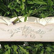 """Цветы и флористика ручной работы. Ярмарка Мастеров - ручная работа Короб или контейнер для цветов"""" Прованс"""" ( большой). Handmade."""