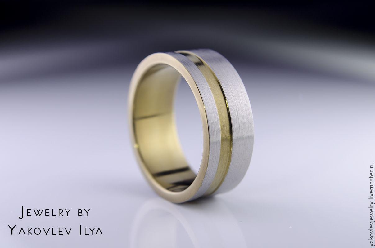 Кольцо из титана с анодированием, Кольца, Краснодар, Фото №1