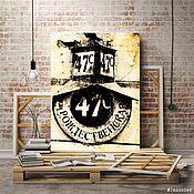 Картины и панно ручной работы. Ярмарка Мастеров - ручная работа Лофт интерьерная авторская фотокартна. Handmade.
