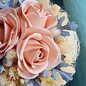 """Цветы и флористика ручной работы. Ярмарка Мастеров - ручная работа Топиарий """"Нежность"""". Handmade."""
