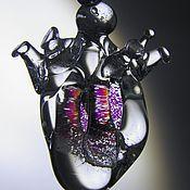 """Украшения ручной работы. Ярмарка Мастеров - ручная работа Подвеска""""Сердечные тайны"""". Handmade."""