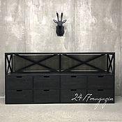 Для дома и интерьера handmade. Livemaster - original item Marvel chest of drawers. Handmade.