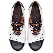 """Обувь ручной работы. Ярмарка Мастеров - ручная работа Ботинки Anton Newman """"Blackstars"""". Handmade."""