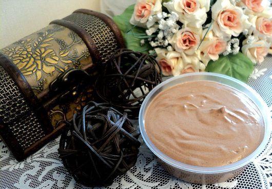 Крем, гель, сыворотка ручной работы. Ярмарка Мастеров - ручная работа. Купить Шоколадный крем для тела.. Handmade. Шоколад