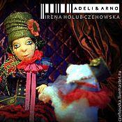 Куклы и игрушки ручной работы. Ярмарка Мастеров - ручная работа Adeli & Arno. Handmade.