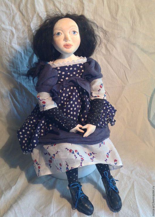 Коллекционные куклы ручной работы. Ярмарка Мастеров - ручная работа. Купить Анита. Авторская будуарная кукла ручной работы. Handmade.