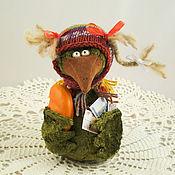 Подарки к праздникам ручной работы. Ярмарка Мастеров - ручная работа Птица счастья. Handmade.
