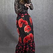 Одежда ручной работы. Ярмарка Мастеров - ручная работа Vacanze Romane-1117. Handmade.