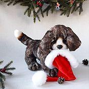 Куклы и игрушки handmade. Livemaster - original item Puppy Teddy. Handmade.