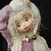 """Куклы и игрушки ручной работы. Ярмарка Мастеров - ручная работа Клоун """"Лилу"""". Handmade."""
