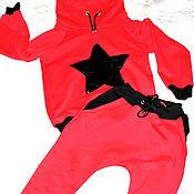 Одежда ручной работы. Ярмарка Мастеров - ручная работа Звездный костюм. Handmade.
