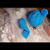 """Куклы и игрушки ручной работы. Ярмарка Мастеров - ручная работа Комплект """"Зимушка"""". Handmade."""