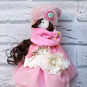 Куклы и игрушки ручной работы. Ярмарка Мастеров - ручная работа Текстильная кукла (интерьерная,игровая) тыквоголовка. Handmade.