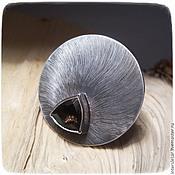 Украшения handmade. Livemaster - original item wind in his hair--ring with rauchtopaz. Handmade.
