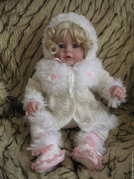 Одежда для кукол ручной работы. Ярмарка Мастеров - ручная работа. Купить Комплект одежды для куклы Адора (доставка включена в стоимость). Handmade.