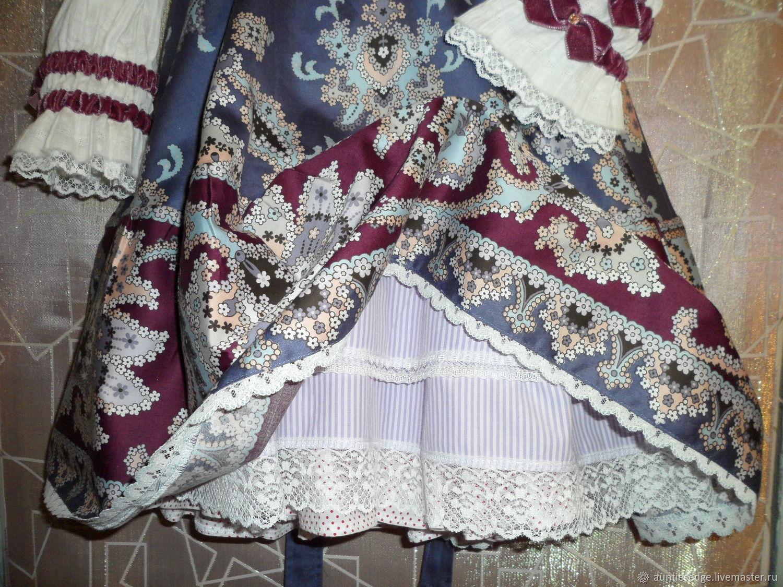 """Платье нарядное """"Волшебная флейта"""""""