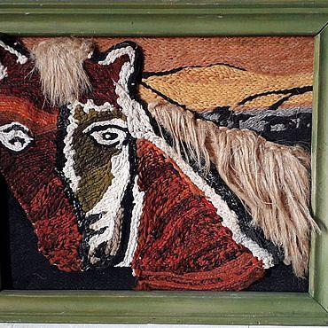 Картины и панно ручной работы. Ярмарка Мастеров - ручная работа Посвящение Леже. Handmade.