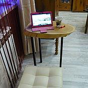 Столы ручной работы. Ярмарка Мастеров - ручная работа Рабочий (кофейный) столик из карагача Моя прелесть.. Handmade.