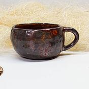 Посуда handmade. Livemaster - original item Mug Aventurine. Handmade.