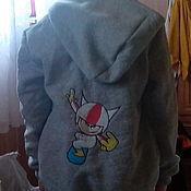 """Работы для детей, ручной работы. Ярмарка Мастеров - ручная работа Комплект для мальчика """" Кик Бутовский"""". Handmade."""
