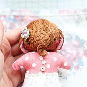 Куклы и игрушки ручной работы. Ярмарка Мастеров - ручная работа Слоня.... Handmade.