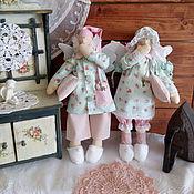Куклы и игрушки ручной работы. Ярмарка Мастеров - ручная работа Мятные сплюшки. Handmade.