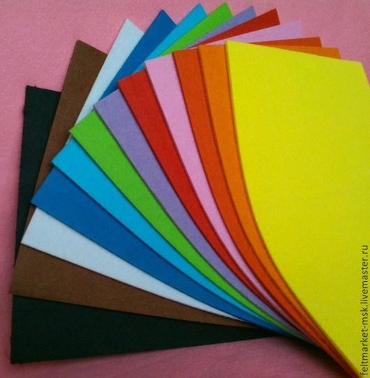 Фетр 3 мм 15 цветов (Китай) Размер 20х15 см Стоимость 28 руб. Размер 20х30 см Стоимость 56 руб. При заказе указывайте нужный цвет, размер, количество!!